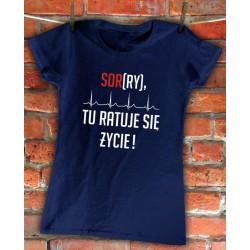 SOR(RY) tu ratuje się życie!
